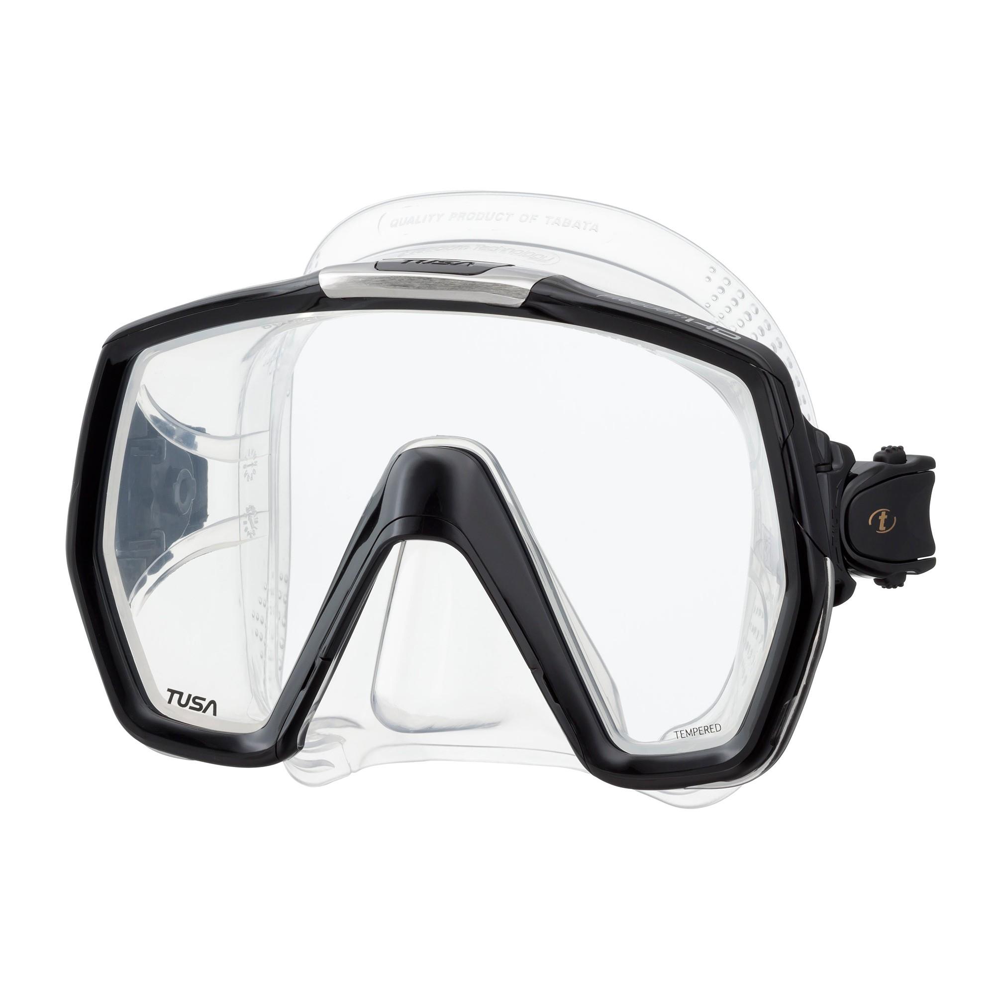 TUSA Freedom HD Mask Blk