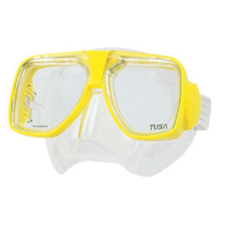 Tusa Liberator Prescription Mask Yellow