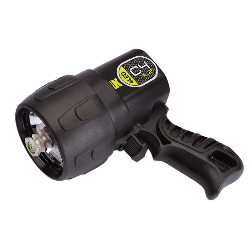UK C4 eLED Rechargeable Dive Light