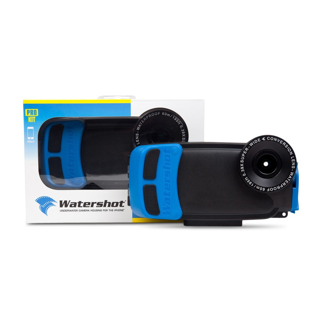 Watershot PRO Housing for iPhone 6/6s