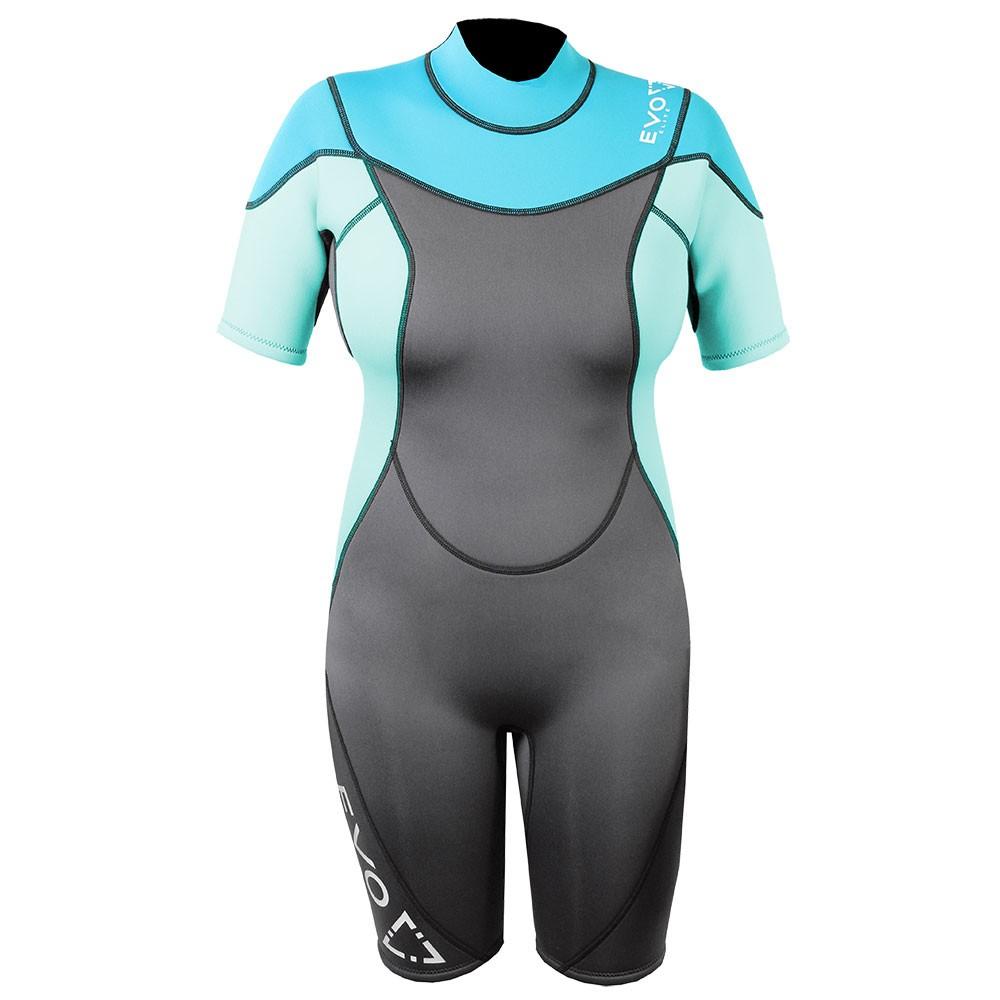 EVO Elite Women's 3mm Shorty Wetsuit - 2017