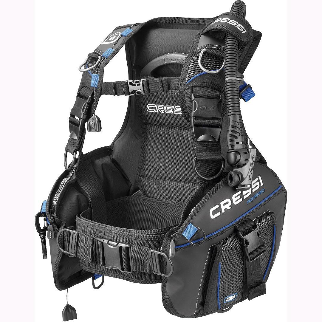 Cressi AquaPro+ Scuba BCD front