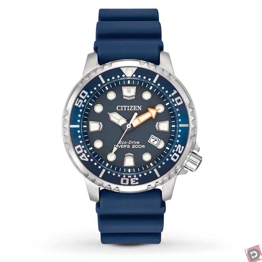 Citizen promaster professional diver blue dive watch 2016 - Citizen promaster dive watch ...