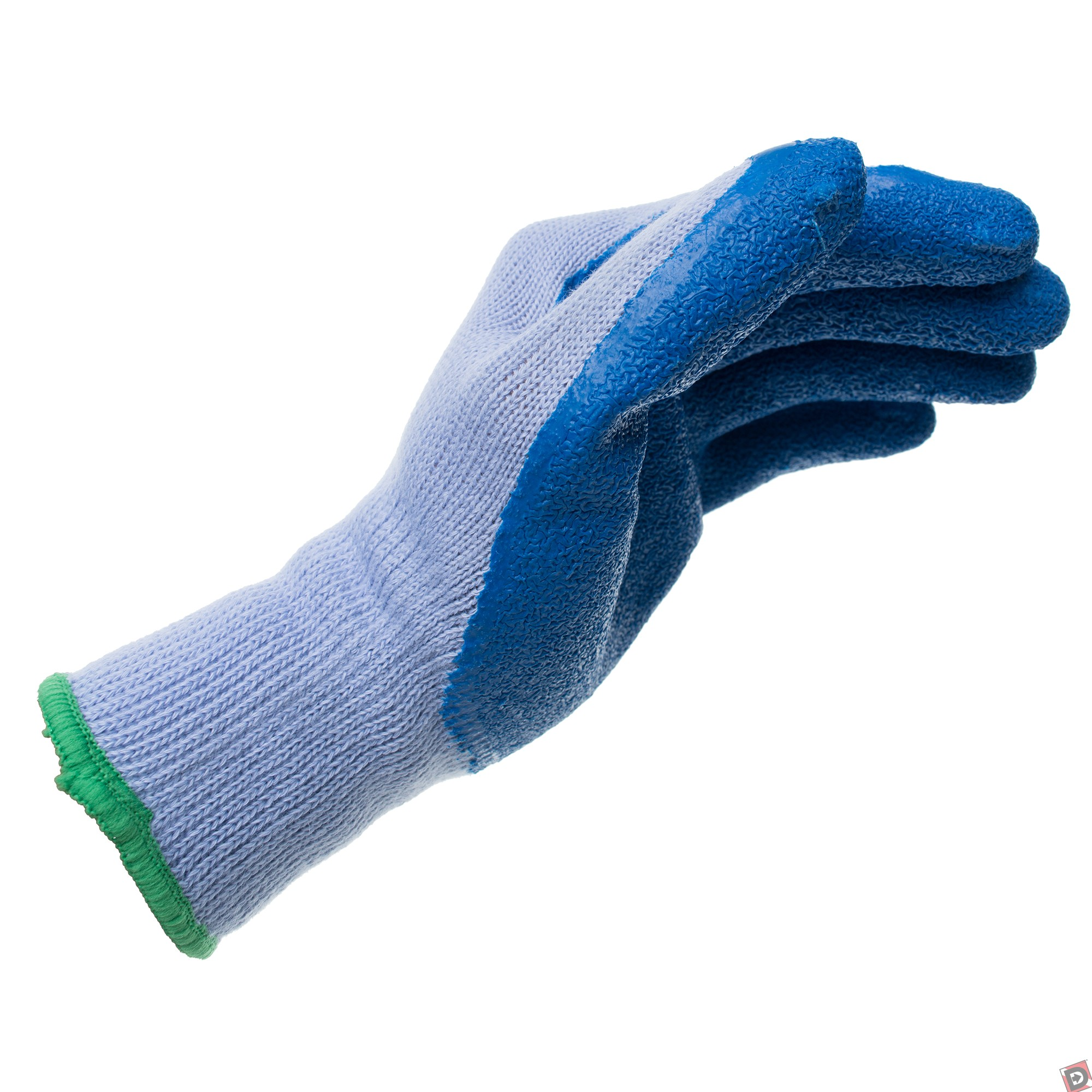 Lobster Gloves - Rubber Coated at Divers Direct
