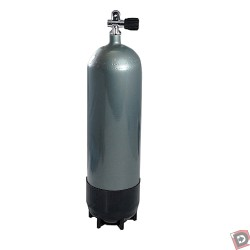 Image from 117cu.ft.  Steel Scuba Tank (3442 PSI)