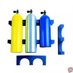 Foam Dual Cylinder Holder & Transporter