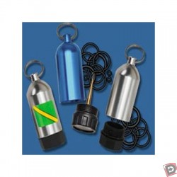 Image from Scuba Tank O-Ring Kit with Pick Keychain