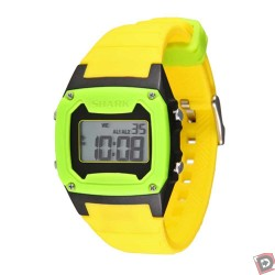 Freestyle Shark Classic Silicone Dive Watch - Neon