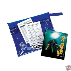 Image from PADI Tec Tri-Mix Diver Crew Pack - Imperial
