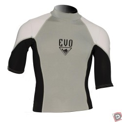 Image from EVO Short Sleeve Rash Guard - 3 Color
