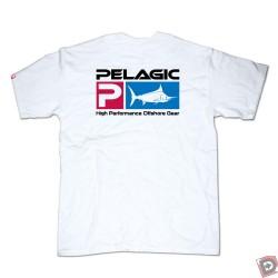Pelagic Deluxe T-Shirt White