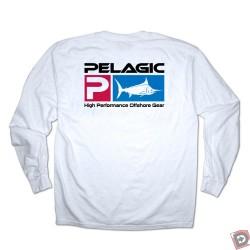 Pelagic Deluxe T-Shirt Long Sleeve