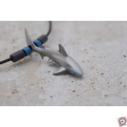 PEWTER GREY REEF SHARK
