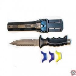 Image from EVO Titanium Point Scuba Dive Knife