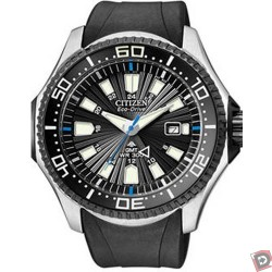 Citizen Promaster Diver Watch Black