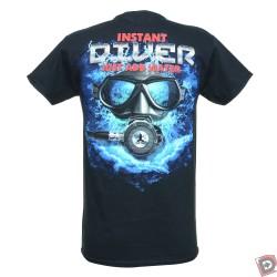 Amphibious Outfitters Instant Diver T-Shirt back