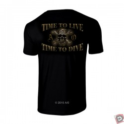 Amphibious Outfitters Time To Dive Tee