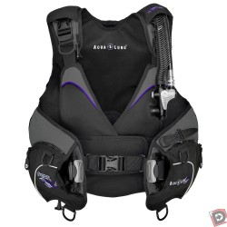 Image from Aqua Lung Pearl BCD Twilight