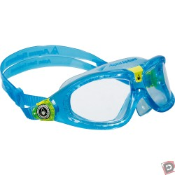 Image from Aqua Sphere Seal Kid 2 Goggles Clear - Aqua