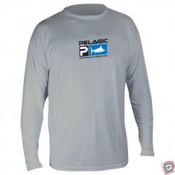 Pelagic Aquatek Men's Long Sleeve SPF Shirt