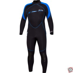 Image from BARE Sport S-Flex 7MM Full Wetsuit Front