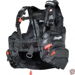 Image from Zeagle Halo Scuba BCD front