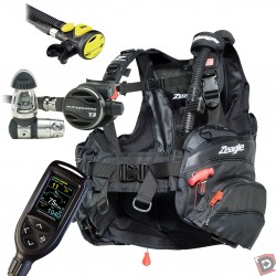 Image from Zeagle Halo BCD Scuba Package