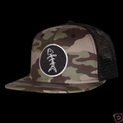 Speared Apparel Camo Trucker Hat