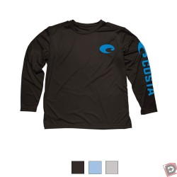 Image from Costa del Mar Technical Core Long Sleeve SPF Shirt
