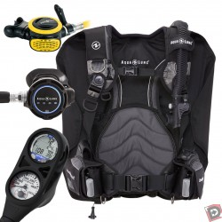Image from Aqua Lung Dimension Scuba Package