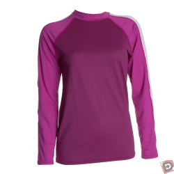 Image from EVO Women's Loose Fit Rash Guard - 2017