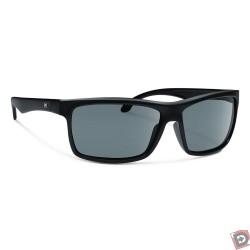 Forecast Optics Sunglasses Ajay - Matte Black/ Grey Polycarbonate