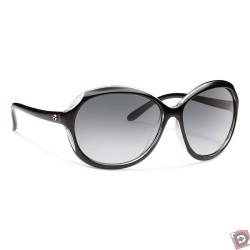 Forecast Optics Sunglasses Dori - Black Crystal/ Grey