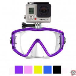 Image from GoMask Panorama Scuba Mask for GoPro