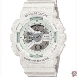 Image from Casio G-Shock Heathered White Men's Watch