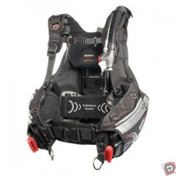 Image from Mares Hybrid BCD