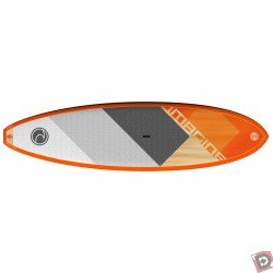 """Image from Imagine Icon Wood Composite SUP 9'6"""", 10'2"""", 11'"""