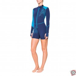 Image from BARE Women's 2mm 2016 Limited Edition Shorty Wetsuit