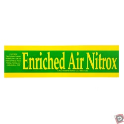 Image from Nitrox Sticker For Tanks