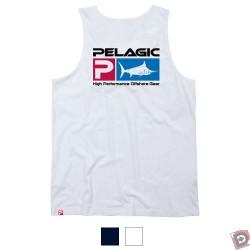 Pelagic Deluxe Logo Tank II