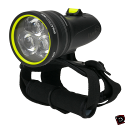 Light and Motion SOLA Tech 600 Dive Light