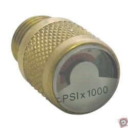Image from SpareAir Dial Pressure Gauge