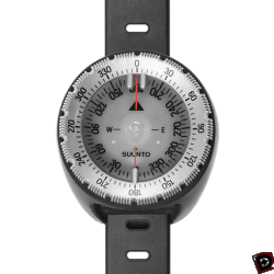 Image from Suunto SK8 Wrist Compass with Strap, NH top