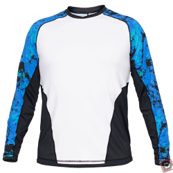 Image from Bare High-Stretch +50 UV Long-Sleeved Watershirt (Men's)