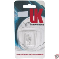 UK D8 or 1200 Dive Light Replacement Bulb
