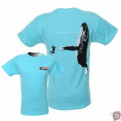 Image from Whale Hello There Dive T Shirt
