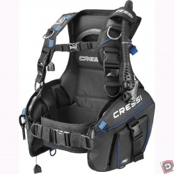Image from Cressi AquaPro+ Scuba BCD front