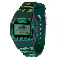 Image from Freestyle Shark Skin Diver LCD Dive Watch (Unisex) Camo