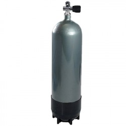 Image from 100cu.ft. Steel Scuba Tank (3442 PSI)