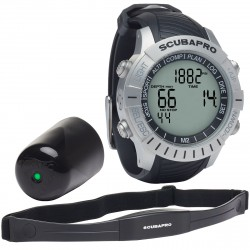Image from ScubaPro M2 Mantis 2.0 Triple-Gas Human-Factor Watch-Style Hoseless Air-Integrated Wrist Dive Computer